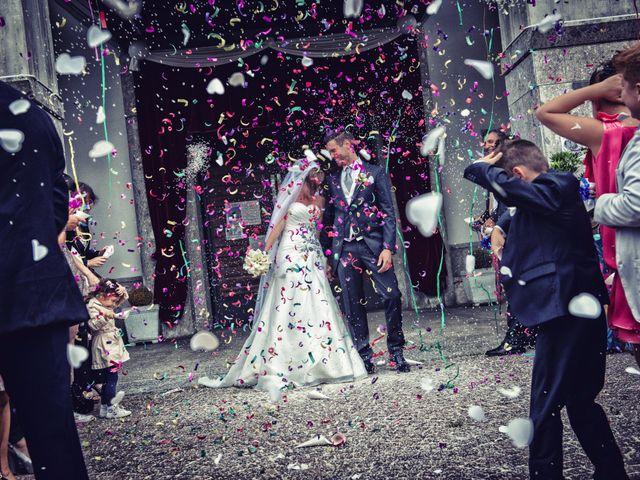 Il matrimonio di Fabio e Manuela a Garbagnate Milanese, Milano 93
