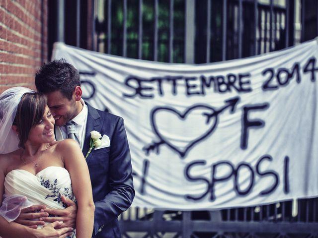 Il matrimonio di Fabio e Manuela a Garbagnate Milanese, Milano 96