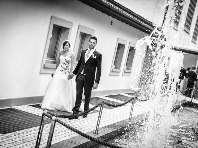 Il matrimonio di Fabio e Manuela a Garbagnate Milanese, Milano 103