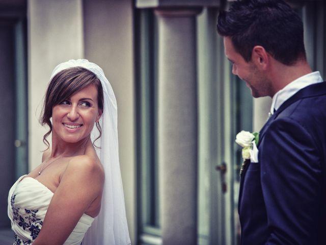 Il matrimonio di Fabio e Manuela a Garbagnate Milanese, Milano 106