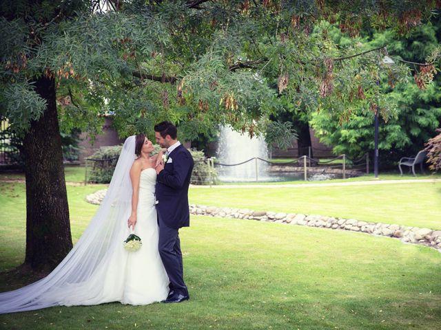 Il matrimonio di Fabio e Manuela a Garbagnate Milanese, Milano 107