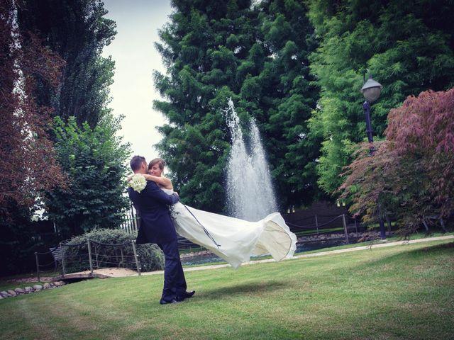 Il matrimonio di Fabio e Manuela a Garbagnate Milanese, Milano 109