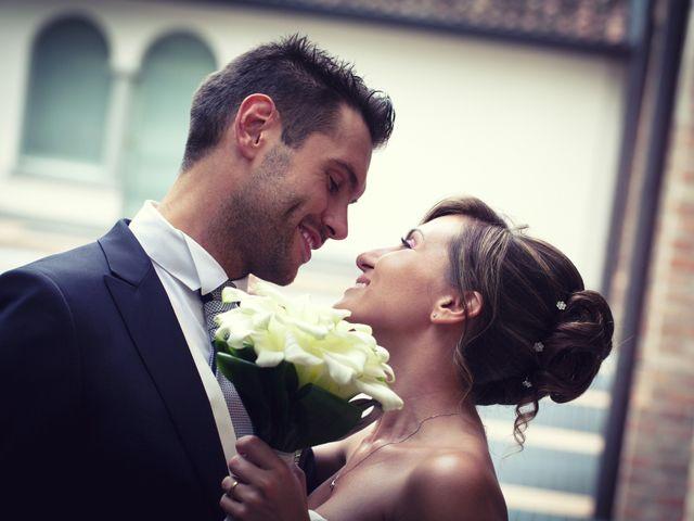Il matrimonio di Fabio e Manuela a Garbagnate Milanese, Milano 113