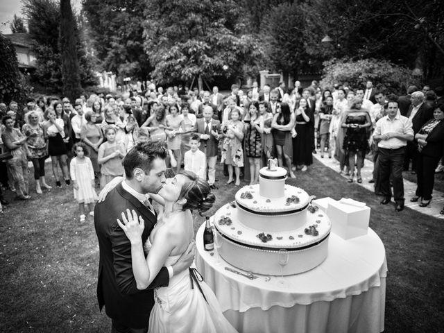 Il matrimonio di Fabio e Manuela a Garbagnate Milanese, Milano 123