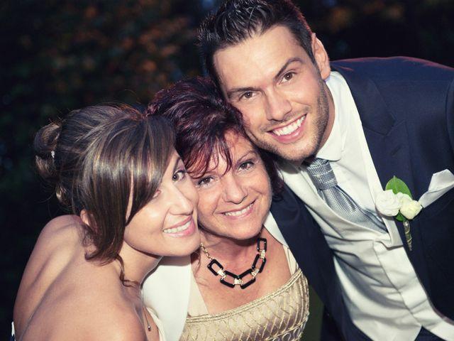 Il matrimonio di Fabio e Manuela a Garbagnate Milanese, Milano 125