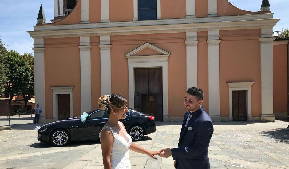 Il matrimonio di Carmine e Jessica  a Campogalliano, Modena