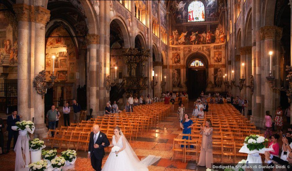 Il matrimonio di Matteo e Benedetta a Parma, Parma
