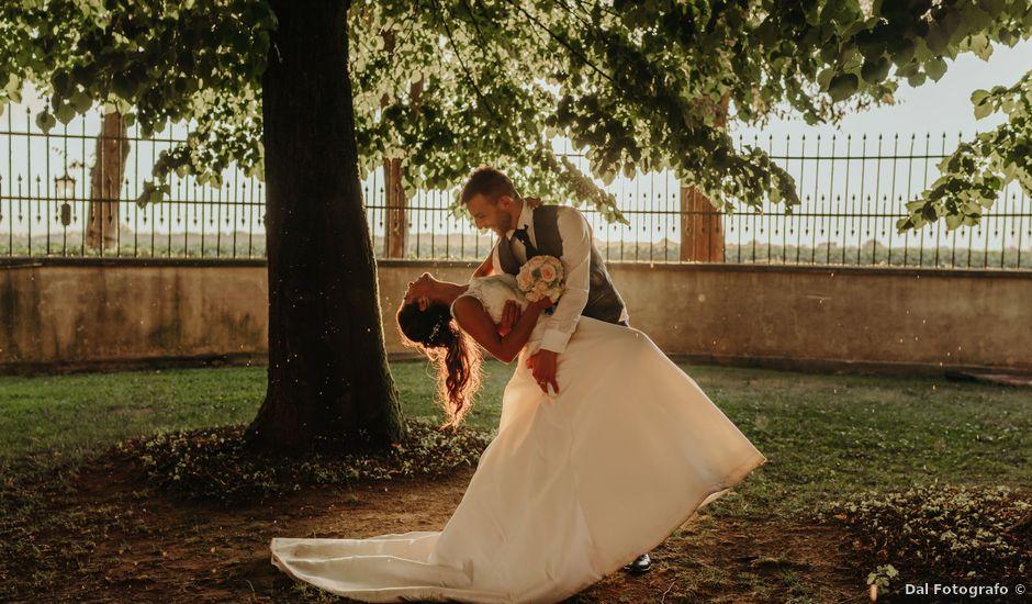 Il matrimonio di Stefano e Federica a Ronco all'Adige, Verona