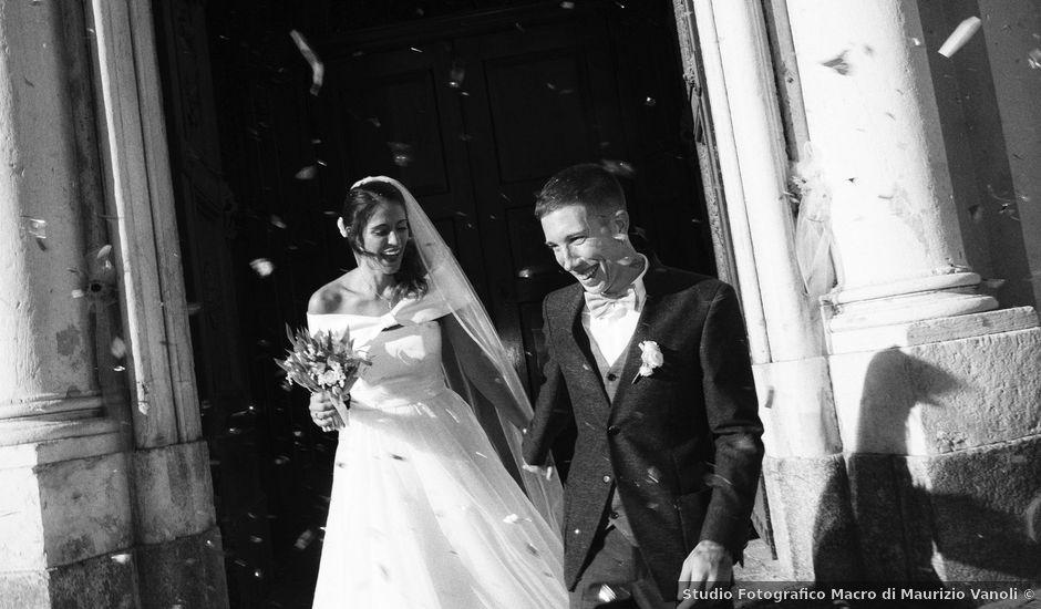 Il matrimonio di Michael e Michela a Canzo, Como
