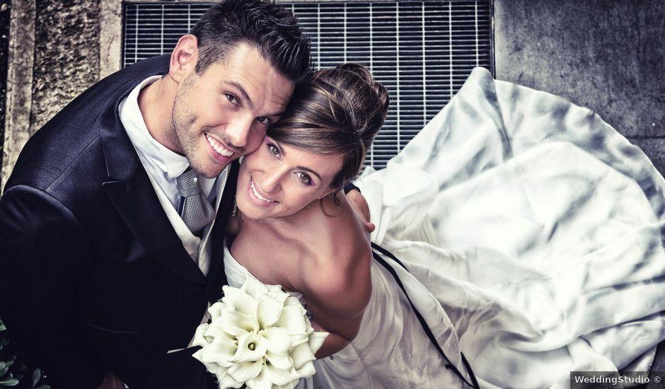 Il matrimonio di Fabio e Manuela a Garbagnate Milanese, Milano