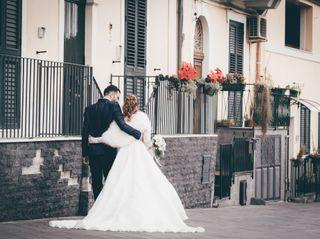 Le nozze di Agata e Rosario 1