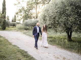 Le nozze di Nicola e Elisa