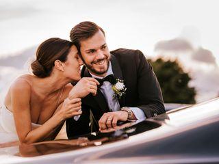 Le nozze di Gianluca e Marrina