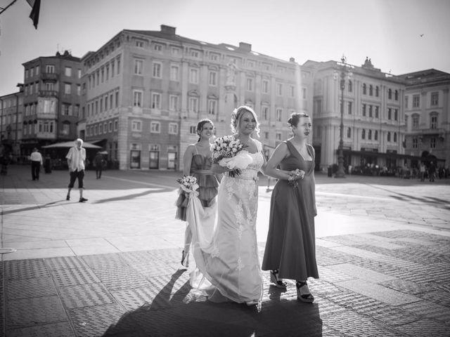 Il matrimonio di Andrea e Lucia a Trieste, Trieste 1