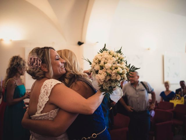 Il matrimonio di Andrea e Lucia a Trieste, Trieste 43