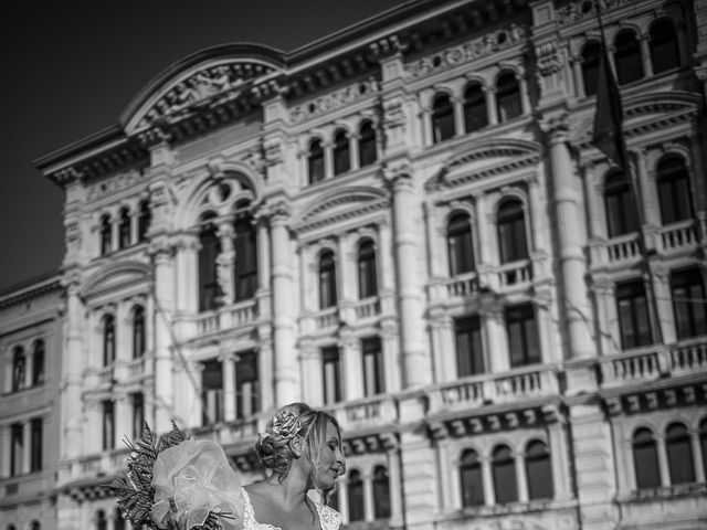 Il matrimonio di Andrea e Lucia a Trieste, Trieste 47