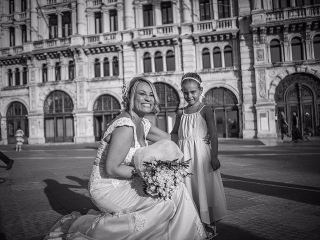 Il matrimonio di Andrea e Lucia a Trieste, Trieste 48