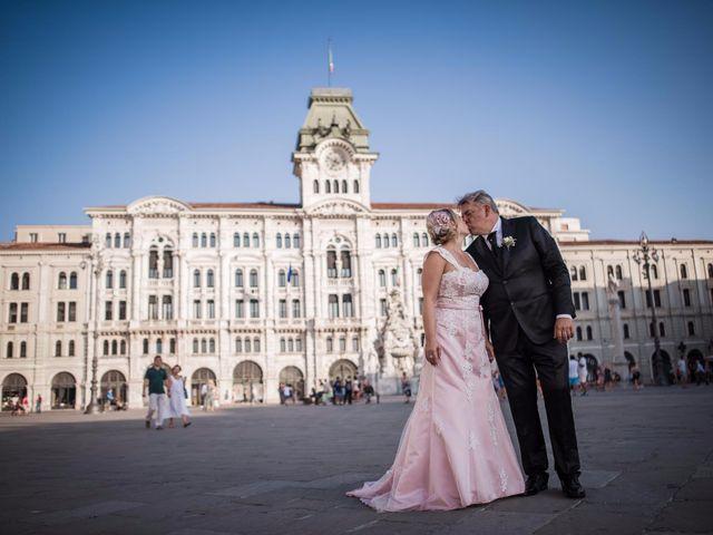 Il matrimonio di Andrea e Lucia a Trieste, Trieste 49