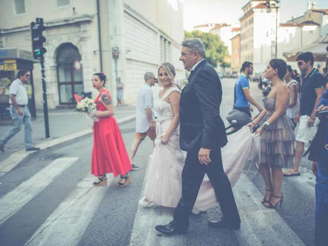 Il matrimonio di Andrea e Lucia a Trieste, Trieste 52