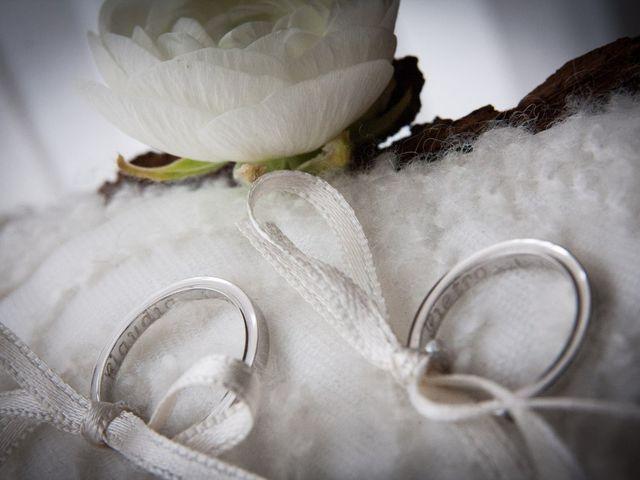 Il matrimonio di Pietro e Claudia a Figino Serenza, Como 3