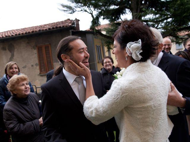 Il matrimonio di Pietro e Claudia a Figino Serenza, Como 1