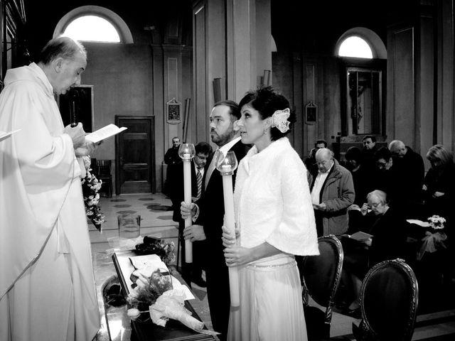 Il matrimonio di Pietro e Claudia a Figino Serenza, Como 10