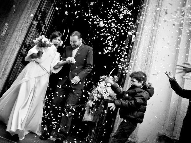 Il matrimonio di Pietro e Claudia a Figino Serenza, Como 11