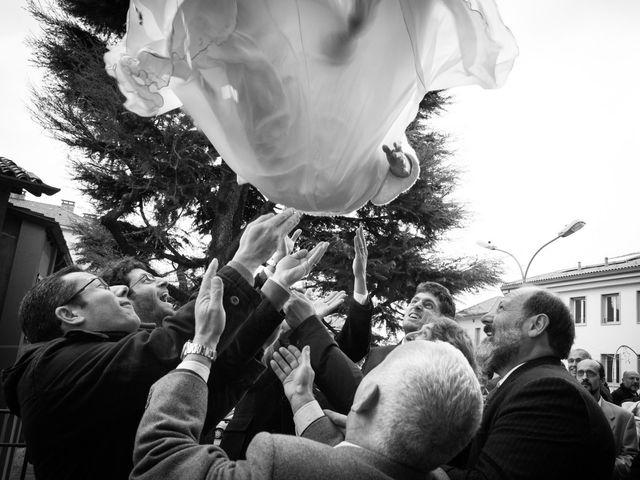 Il matrimonio di Pietro e Claudia a Figino Serenza, Como 12