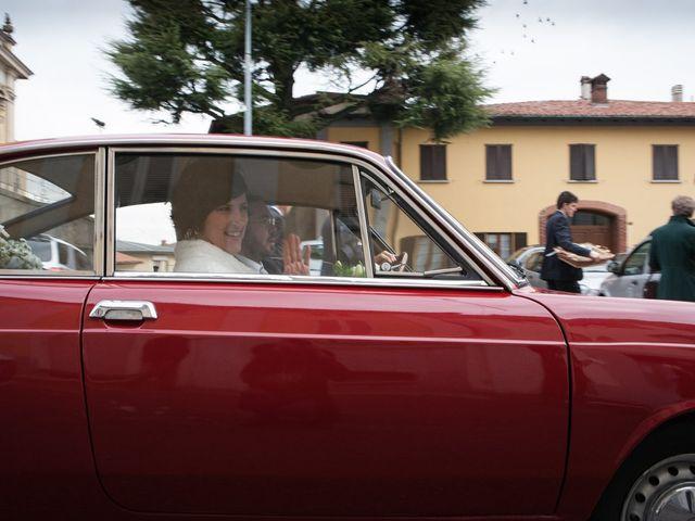 Il matrimonio di Pietro e Claudia a Figino Serenza, Como 16
