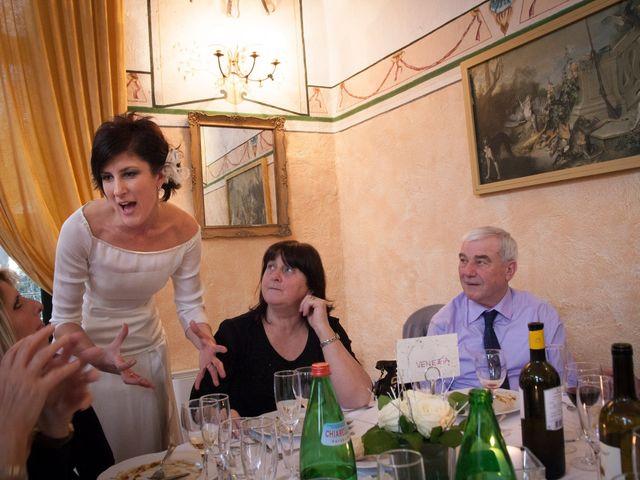 Il matrimonio di Pietro e Claudia a Figino Serenza, Como 25