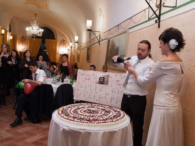 Il matrimonio di Pietro e Claudia a Figino Serenza, Como 37
