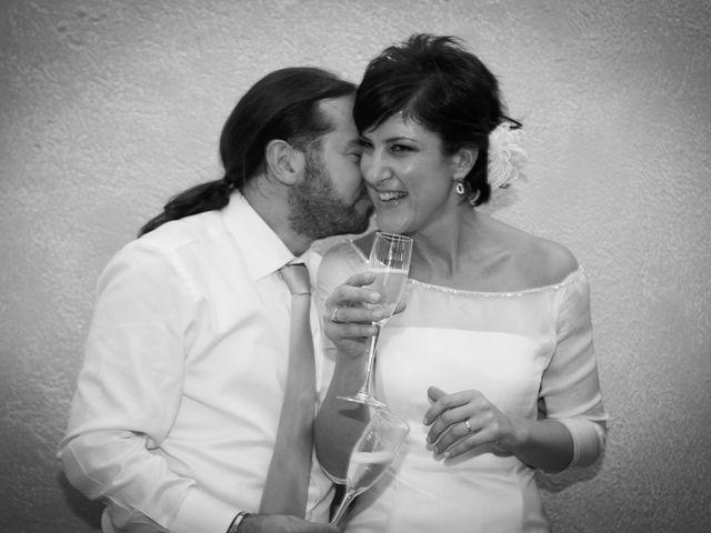 Il matrimonio di Pietro e Claudia a Figino Serenza, Como 38