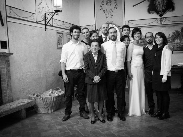 Il matrimonio di Pietro e Claudia a Figino Serenza, Como 40