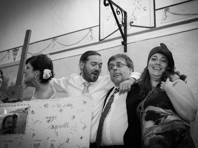 Il matrimonio di Pietro e Claudia a Figino Serenza, Como 41