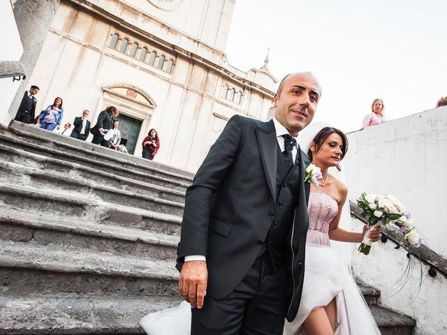 Il matrimonio di Fiorenzo e Emanuela a Positano, Salerno 23