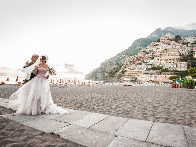 Il matrimonio di Fiorenzo e Emanuela a Positano, Salerno 29