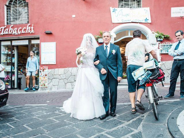 Il matrimonio di Fiorenzo e Emanuela a Positano, Salerno 30