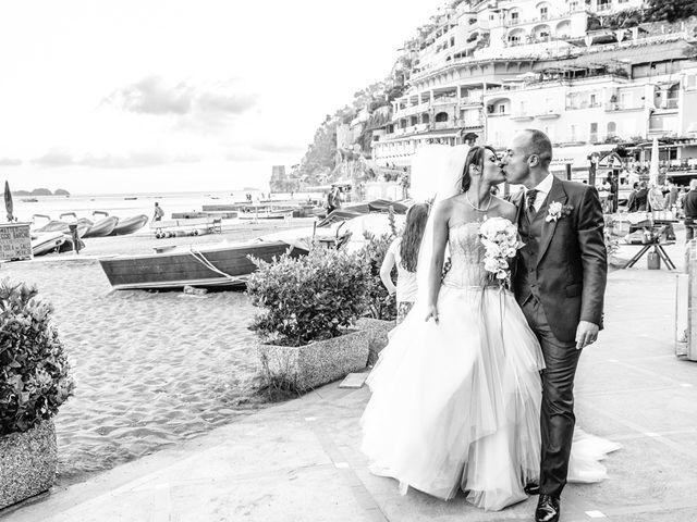 Il matrimonio di Fiorenzo e Emanuela a Positano, Salerno 39