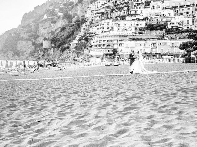Il matrimonio di Fiorenzo e Emanuela a Positano, Salerno 2