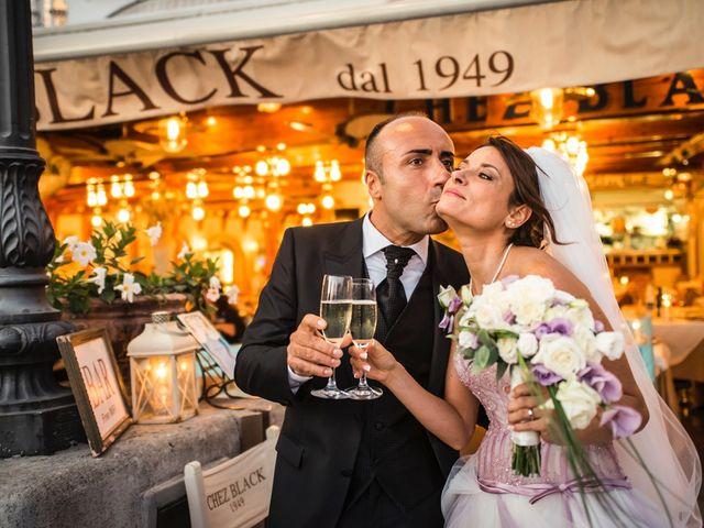 Il matrimonio di Fiorenzo e Emanuela a Positano, Salerno 41