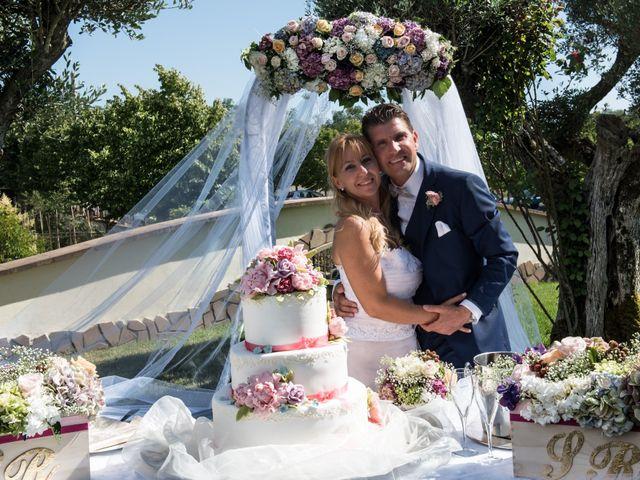 Le nozze di Raffaela e Stephan