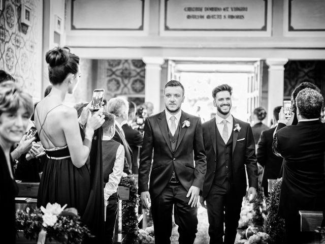 Il matrimonio di Alessandro e Giulia a Viterbo, Viterbo 14