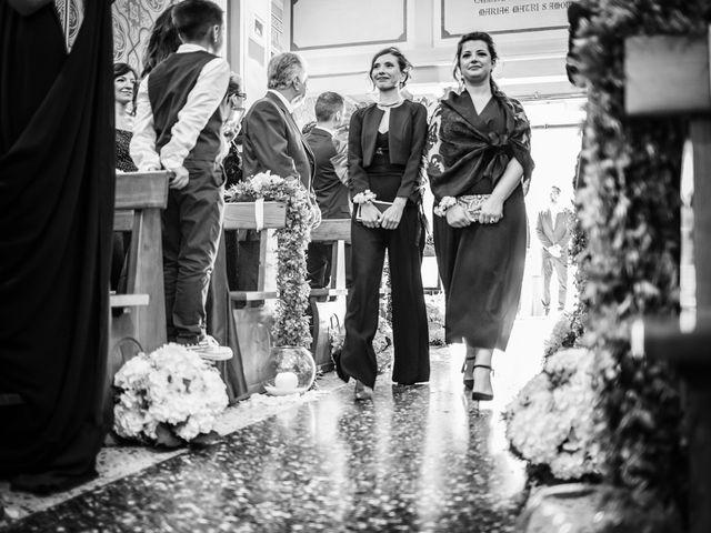 Il matrimonio di Alessandro e Giulia a Viterbo, Viterbo 16