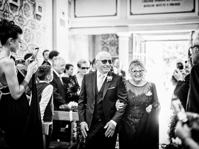 Il matrimonio di Alessandro e Giulia a Viterbo, Viterbo 19