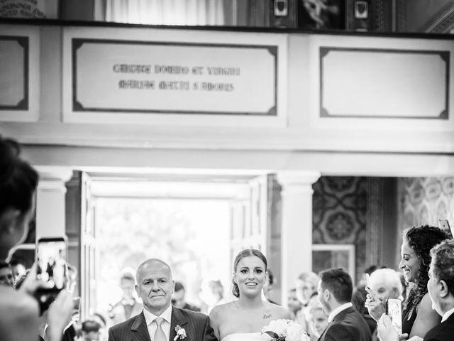 Il matrimonio di Alessandro e Giulia a Viterbo, Viterbo 21