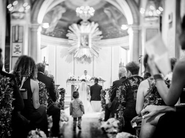 Il matrimonio di Alessandro e Giulia a Viterbo, Viterbo 23