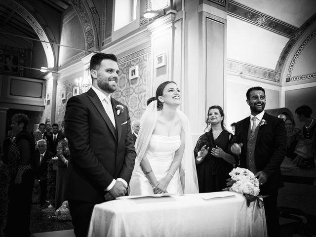 Il matrimonio di Alessandro e Giulia a Viterbo, Viterbo 29