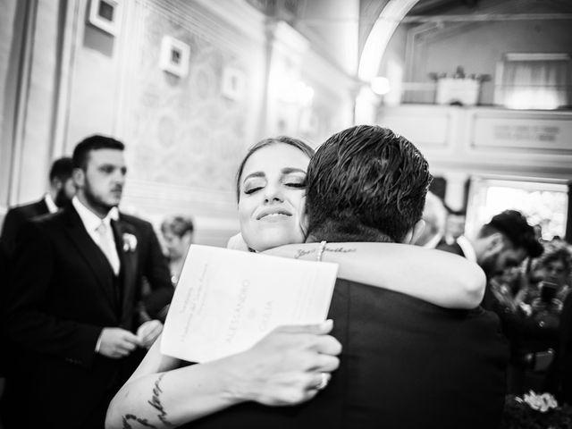 Il matrimonio di Alessandro e Giulia a Viterbo, Viterbo 30