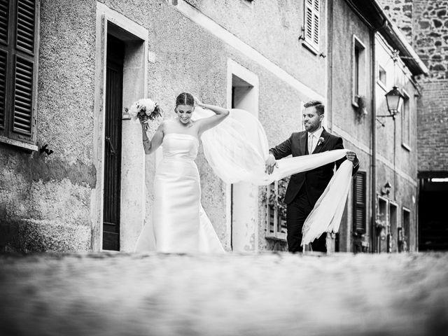 Il matrimonio di Alessandro e Giulia a Viterbo, Viterbo 39