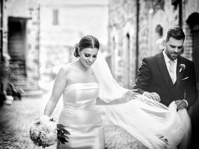 Il matrimonio di Alessandro e Giulia a Viterbo, Viterbo 41